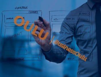 Qide Oy mukana Business Oulun kasvun setelit palvelussa